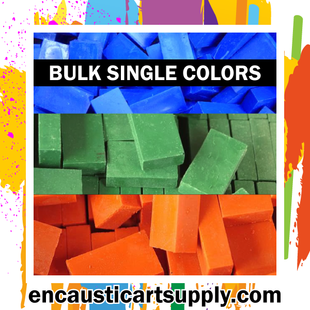 Wax Blocks - Bulk