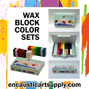 Wax Blocks - Color Sets