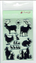 Holiday Season Clear Stamp Set