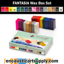 Encaustic Art FANTASIA Wax Block Set - 16 Wax Blocks