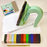 Encaustic Art Starter Set - US