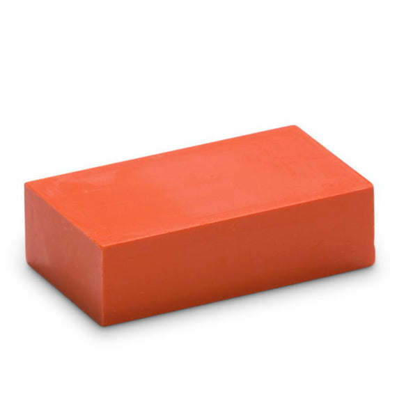 Encaustic Art Wax Blocks 16 pcs - Orange