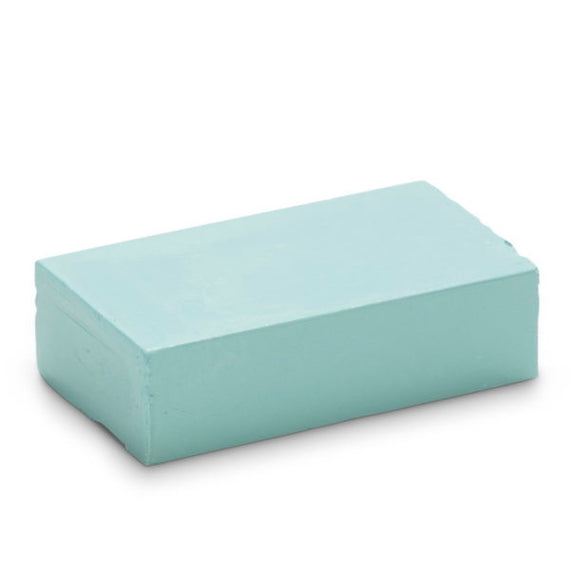 Encaustic Art Wax Blocks 16 pcs - Pastel blue