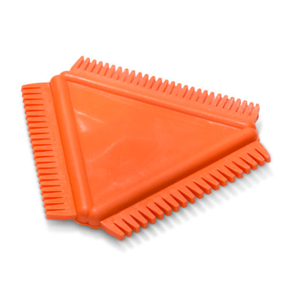 Encaustic Art Rubber Comb