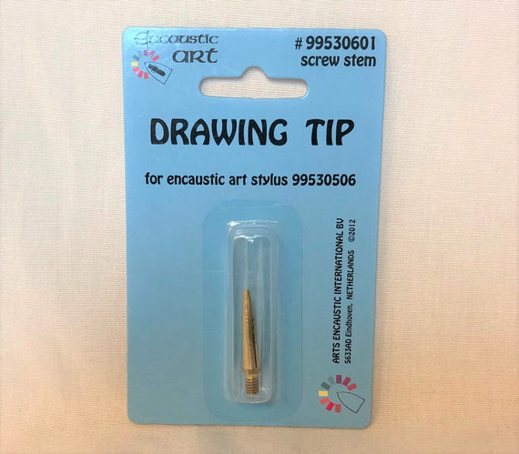 Encaustic Art Replacement Drawing Tip For Encaustic Art Stylus #99530601
