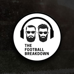 THE FOOTBALL BREAKDOWN