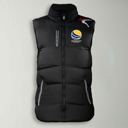 Central Coast Football Referees Artico Vest
