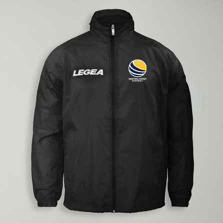 Central Coast Football Referees Italia Rain Jacket