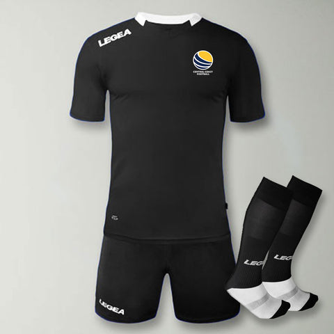 Central Coast Football Referees Monaco Training Kit