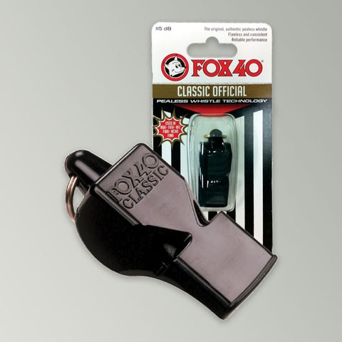 Fox 40 Referee Whistle