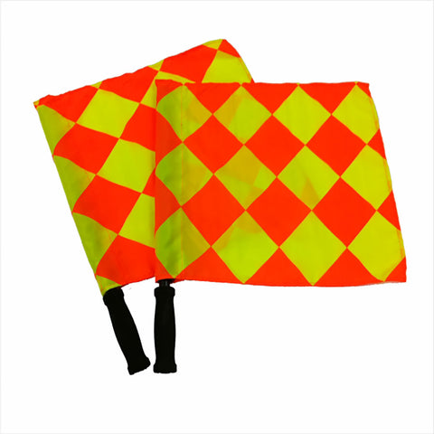 Referees Swivel Flag Set