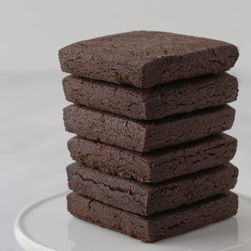 Chocolate Shortbread - 6