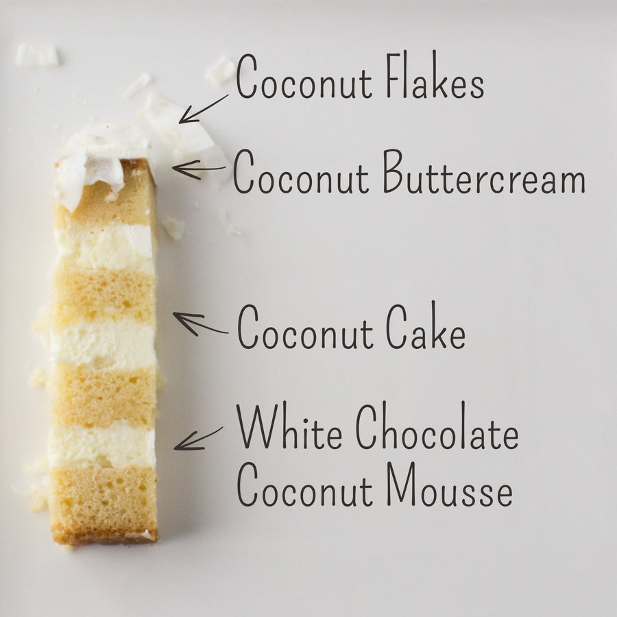 Coconut White Chocolate