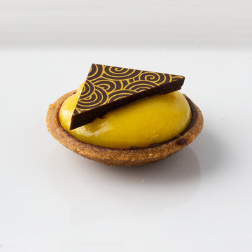 Passion Fruit Bite Sized Tart - Dozen