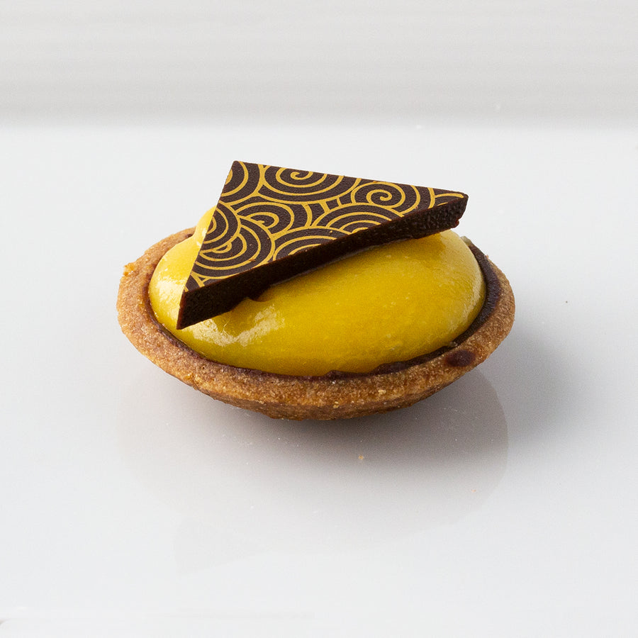 Passion Fruit Bite Sized Tart
