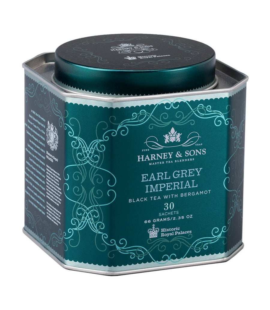HARNEY & SONS EARL GREY IMPERIAL