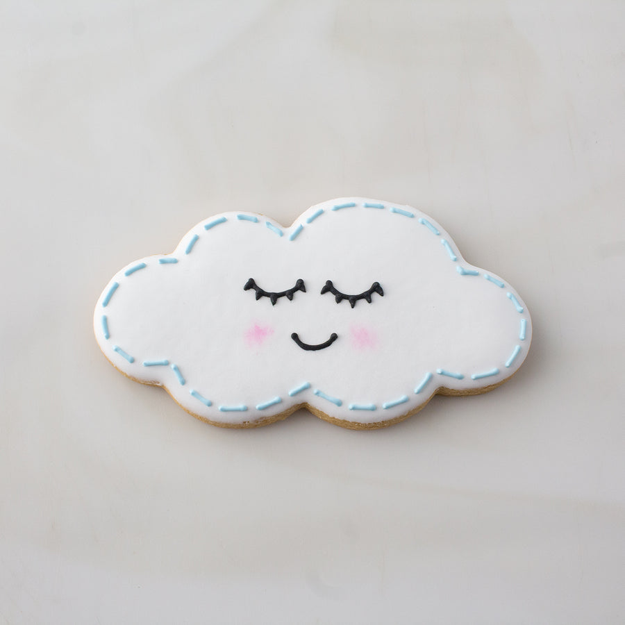 Happy Cloud Cookie