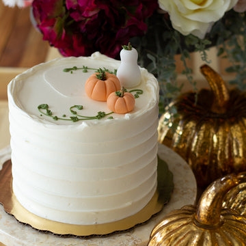 October Cake of the Month - Brown Butter Pumpkin Spice