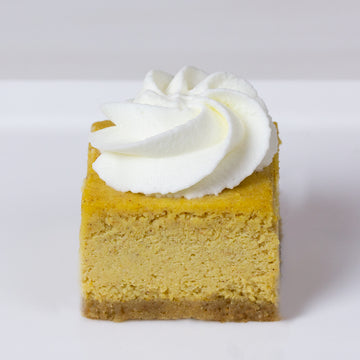 Pumpkin Cheesecake Square - Dozen