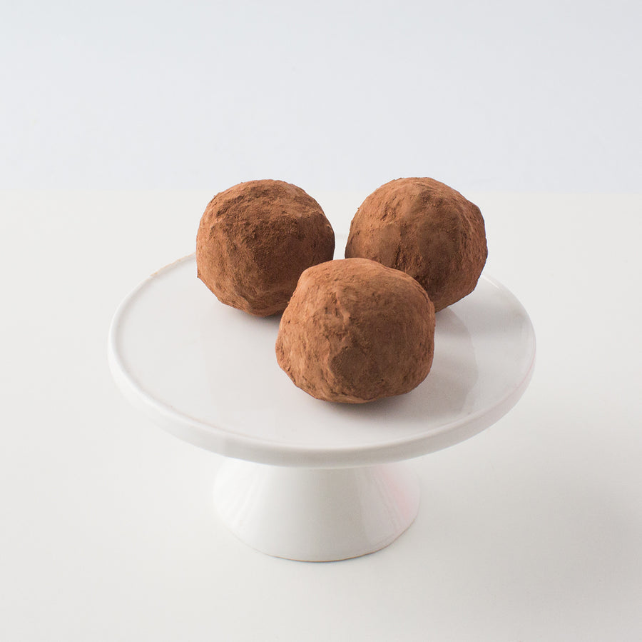 Hand-Rolled Chocolate Truffle
