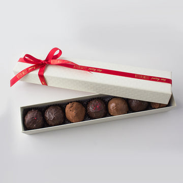 Seven Piece Truffle Box