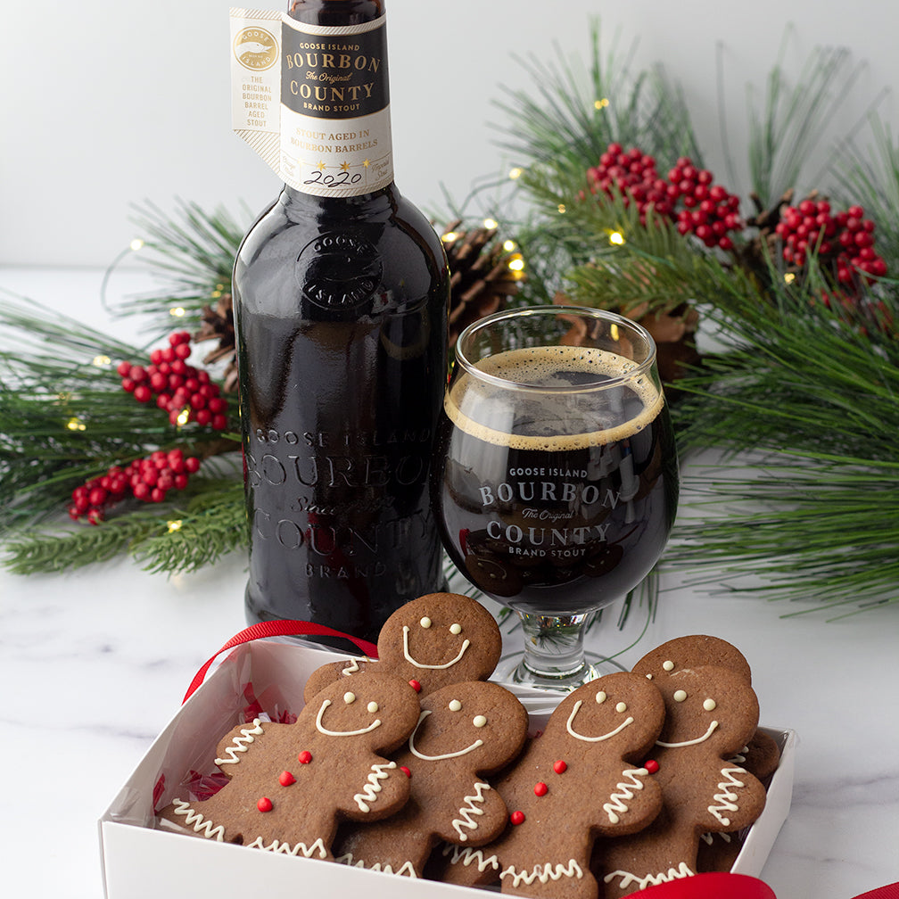 Stout & Cookies