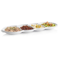 Allegra 4 Peas Low Tray
