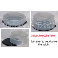 Collapsible Cake Taker 4