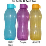 Eco Bottle 1L Twist Seal