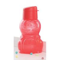 Eco Bottle Kids Dino red