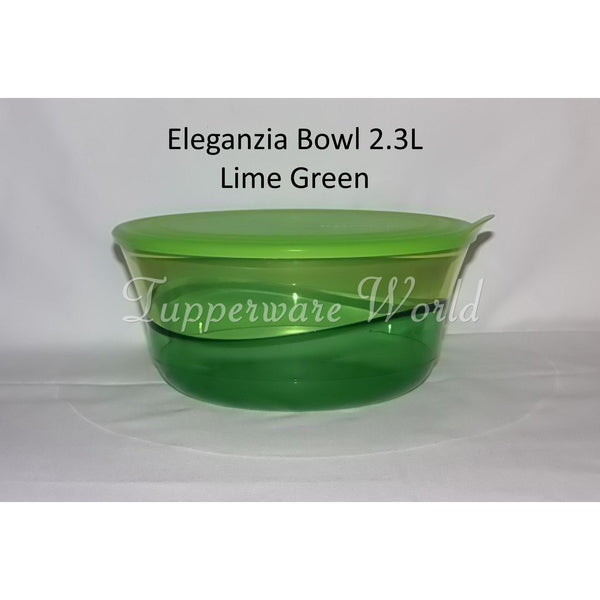 Eleganzia Bowl 2.3L Lime Green