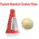 Fusion Master Grater Star Cone Grinder
