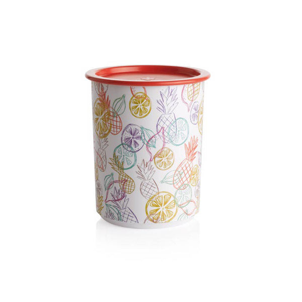 One Touch Canister Summer Design