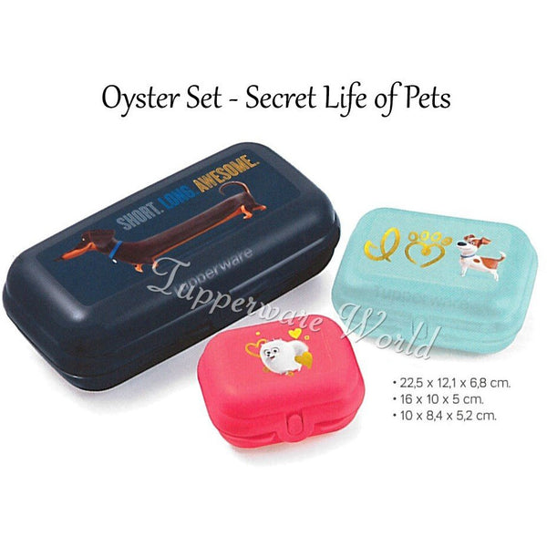 Oyster Life Of Pets Set