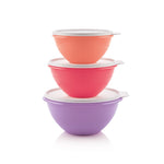 Retro Wondelier Bowls Set of 3