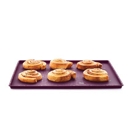 Silicone Baking Sheet with Rim (L29)