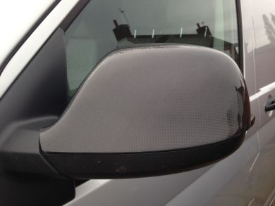 VW T5.1 Carbon Fibre Mirror Covers