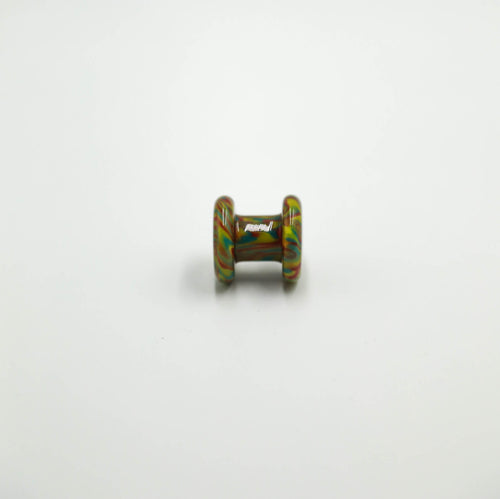 Justin Carter Rasta Color Bead
