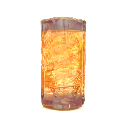 RYE Glass Sumerian Cylinder Seal Bead
