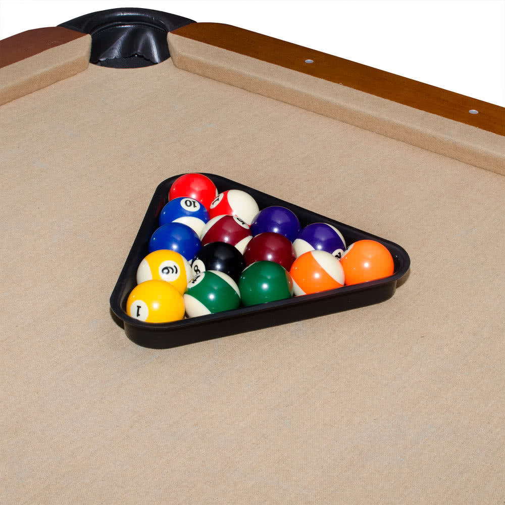 Minnesota Fats Tan Billiard Pooltableplayers - Minnesota fats covington billiard table