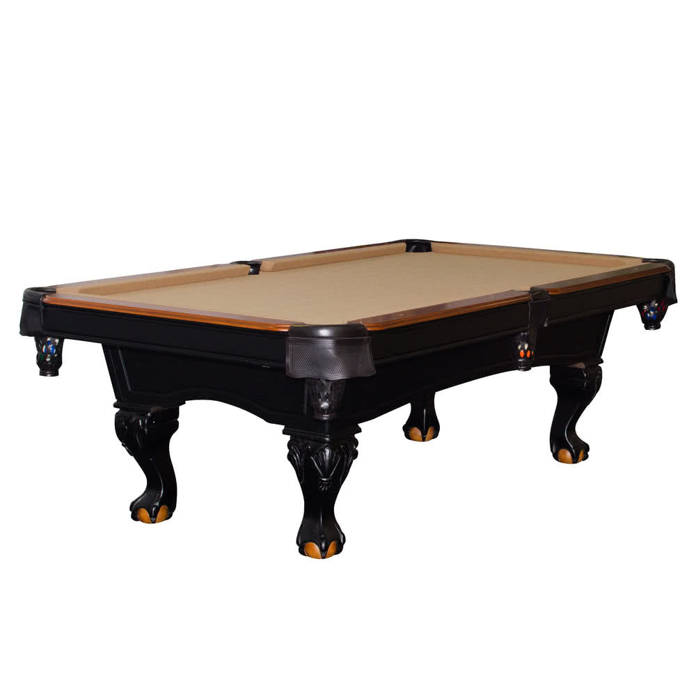 Minnesota Fats Tan Billiard Pooltableplayers - Fats pool table