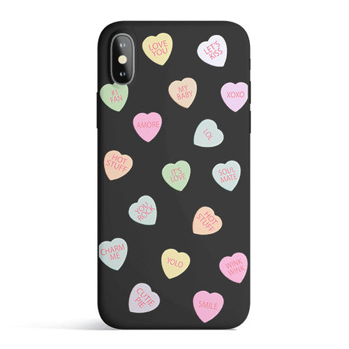 - Colored Candy Matte TPU iPhone Case Cover