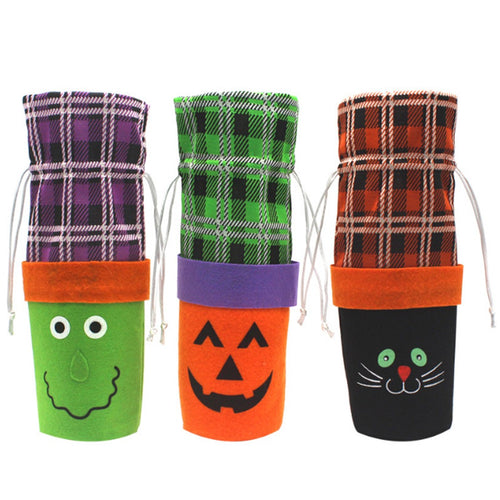 3Pcs Creative Winebottle Cover