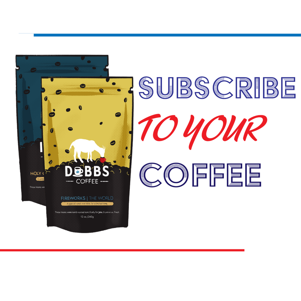2x Bag Subscription || DuBBS COFFEE || Simplify your Coffee Buying! - DubbsCoffee