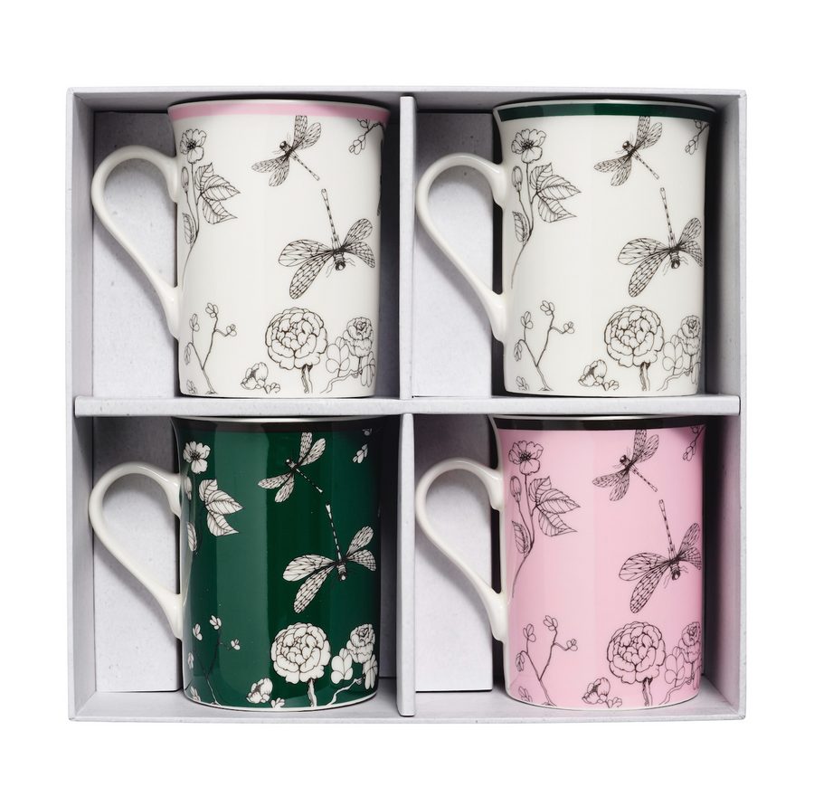 Chinoiserie Collection Mugs