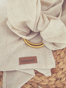 Lily Ring Sling - Linen