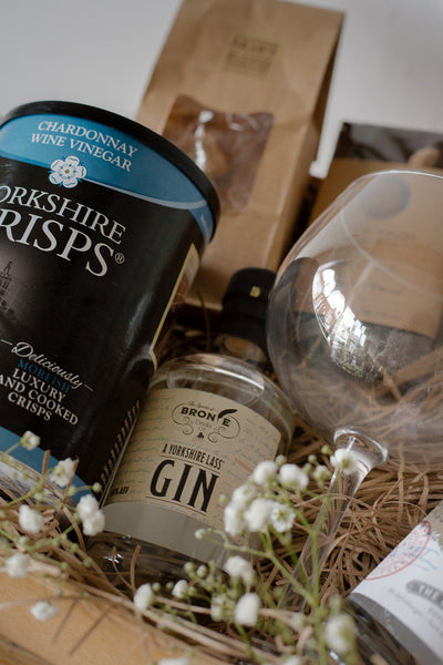 Yorkshire Gin O'Clock Hamper
