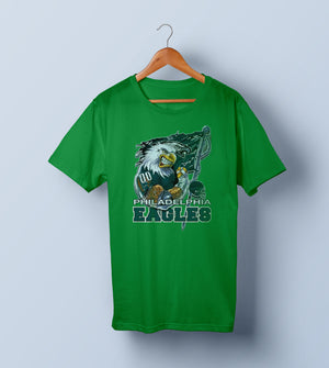 Eagles Flag Tee