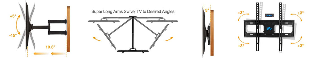 Mounting Dream Swivel TV mount MD2377