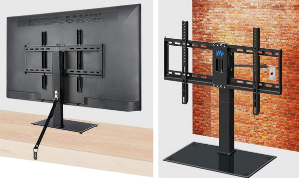 TV STAND WITH ANTI STRAP
